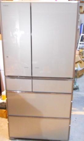 冷蔵庫 日立 HITACHI 730L 大容量 真空チルド R-X7300F
