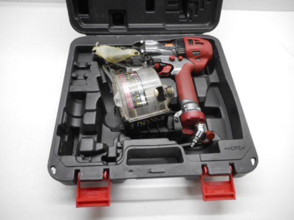 マックス/MAX/スーパーネイラ HN-65N2(D)/高圧釘打機/